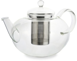 Grosche Cambridge Teapot and Stainless Steel Infuser, 68 oz.