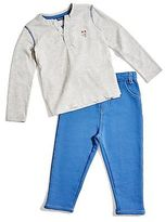 GUESS Kellan Double-Layer Knit Set (0-9M)