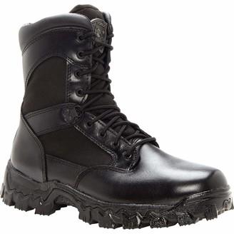 Rocky Men's 8 Inch Alpha Force 6169 Work Boot