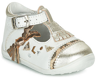 Catimini CANETTE girls's Shoes (Pumps / Ballerinas) in White