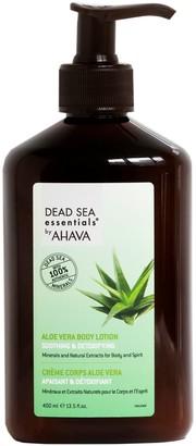 Ahava Dead Sea Essentials by Aloe Body Lotion