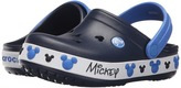 Crocs Crocband Mickey IV Clog (Toddler/Little Kid)