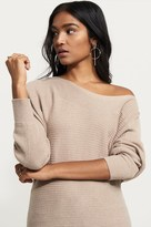 Dynamite Off-The-Shoulder Sweater Tunic