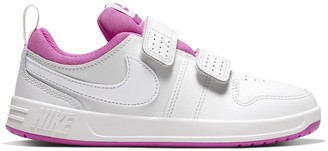 Nike Kids Pico 5 Trainers in Leather