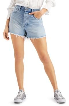 Joe's Jeans Kinsley Cutoff Denim Shorts