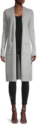Saks Fifth Avenue Cashmere Duster Coat