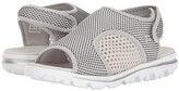 Propet TravelActiv SS (Silver/Black) Women's Sandals