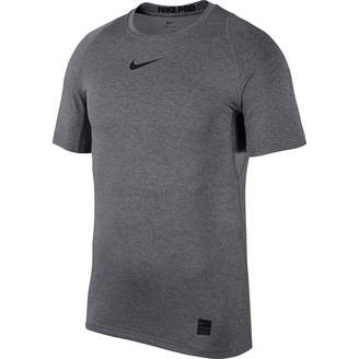 Nike Pro Fitted Short-Sleeve Top - Men's