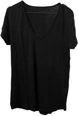 Zadig & Voltaire Khaki Cotton Top for Women