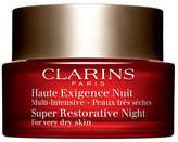 Clarins Super Restorative Night Cream Very dry skin