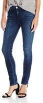 Hudson Women's Shine Midrise Skinny 5-Pocket Jean