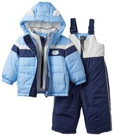 ZeroXposur Baby Boy Tyler Jacket & Bib Snow Pants Snowsuit Set