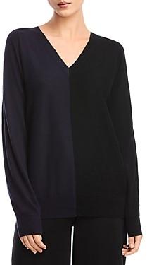 Bailey 44 Simone Color-Block Cutout Sweater