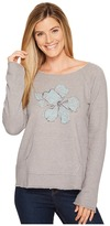 Life is Good Hibiscus Beachy Pullover