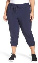 Zella Plus Size Women's Out & About Crop Jogger Pants