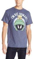 Looney Tunes Men's Human Marv Short Sleeve T-Shirt
