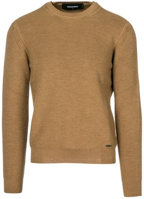 DSQUARED2 Roundneck Slim-Fit Sweater