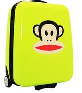 Paul Frank Julius Monkey Cabin Suitcase - Lime