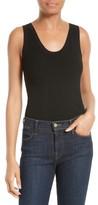 Diane von Furstenberg Women's Rib Knit Tank