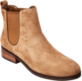 Thumbnail for your product : Cole Haan Landsman Chelsea Suede Bootie