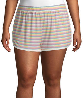 INSPIRED HEARTS Inspired Hearts Womens Pull-On Short-Juniors