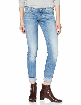 G Star Women's 3301 Deconstructed Low Waist Skinny Jeans