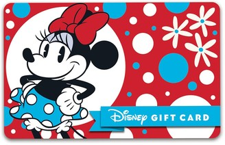 Disney Minnie Mouse Gift Card
