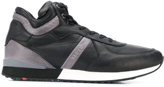 Lloyd two-tone low-top sneakers