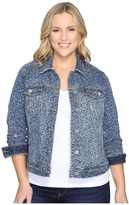 Lucky Brand Plus Size Classic Trucker Jacket