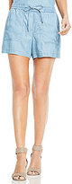 Vince Camuto Two by Tencel Drawstring Shorts