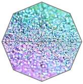 Custom Umbrella Glitter Little Mermaid Auto Foldable Umbrella