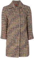 Etro tweed jacket - women - Cotton/Acrylic/Polyamide/Wool - 40