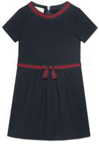 Gucci Girl's Stripe A-Line Dress