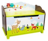 Teamson Enchanted Woodland Toy Chest