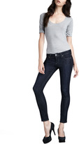 Paige Skyline Ankle Peg Dream Jeans