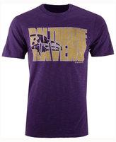 '47 Men's Baltimore Ravens Wordmark Scrum T-Shirt