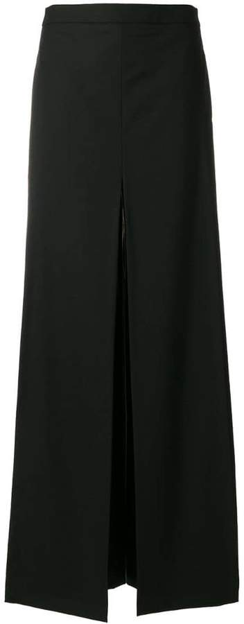 Chalayan double layer palazzo trousers