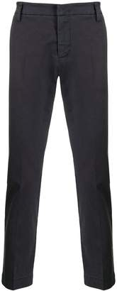 Entre Amis tailored chino trousers