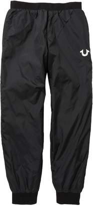 True Religion Faux Shearling Lined Nylon Pants (Big Boys)