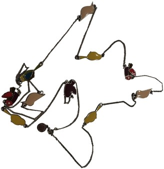 Marc by Marc Jacobs Multicolour Metal Necklaces