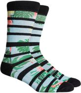 Richer Poorer Hibiscus Ca Collection Sock