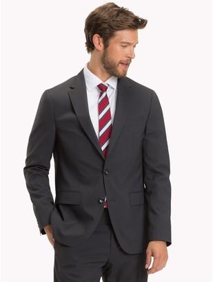 Tommy Hilfiger Regular Fit Virgin Wool Blazer
