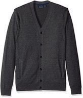 Nautica Men's Big and Tall Cardigan