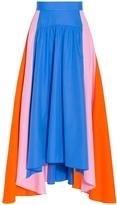 Peter Pilotto Butterfly Panel Skirt
