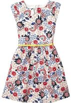 Tommy Hilfiger Multi Flower Dress S/S