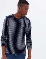 Jack and Jones Crew Stripe Sweater
