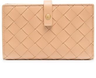 Bottega Veneta Interwoven-Design Wallet