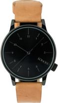 Komono Cognac Winston Regal Watch