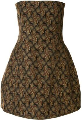 KHAITE jacquard Ginger dress