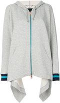 Diesel batwing sleeve sweatshirt - women - Cotton - XS